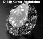 Diamant Schliff Brillant